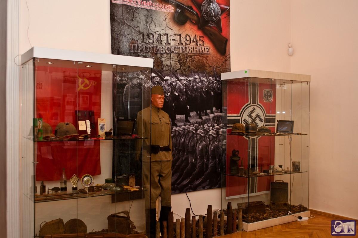 Музей в чемодане к дню победы