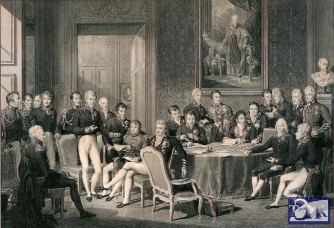 Парижский мирный договор. 31 мая 1814 года
